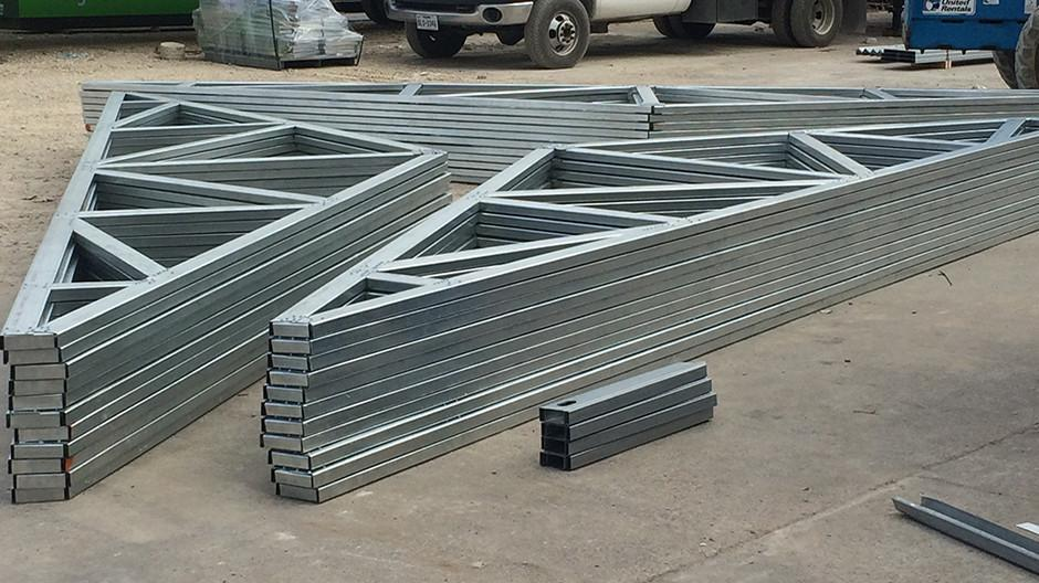 Cold Formed Steel Framing Keymark Enterprises Llc